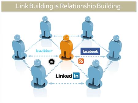 リンク構築は関係構築である