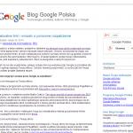 Googleがポーランドのリンクネットワークにペナルティ
