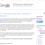 Googleがスペインとイタリアのリンクスパマーに警告、ペナルティを示唆