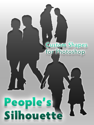 People's Silhouette 01